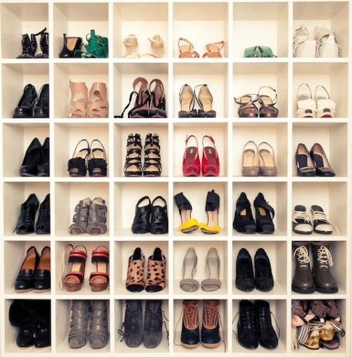 un rangement pour chaussures sur mesure mademoiselle claudine le blog. Black Bedroom Furniture Sets. Home Design Ideas