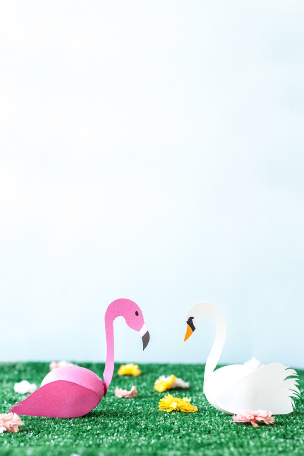 Swan-and-Flamingo-Easter-Eggs-2