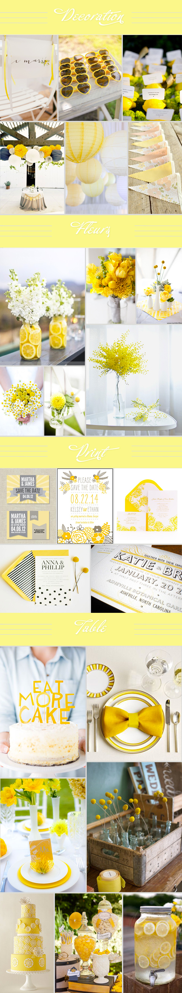 yellow-partytableau