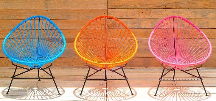 chaise acapulco maison du monde latest fauteuil copacabana noir chaise fauteuil jardin chaise. Black Bedroom Furniture Sets. Home Design Ideas