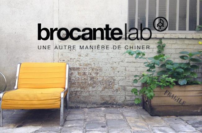 Nouveau brocante lab une autre maniere de chiner mademoiselle - Site brocante en ligne ...