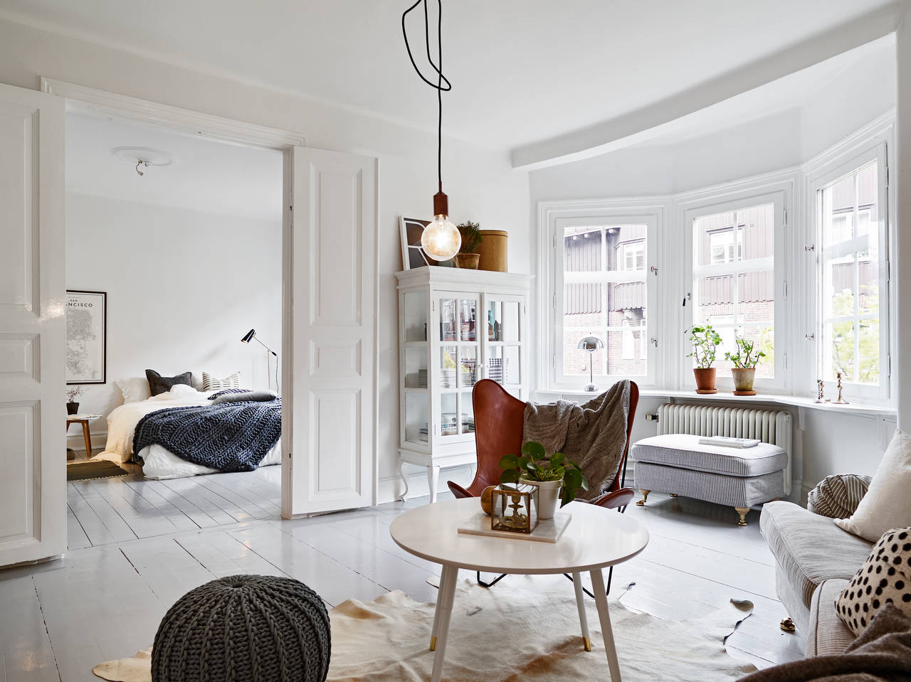 Home Tour Un Appartement Cocooning Mademoiselle