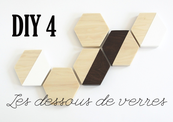 diy cadeau de no l 4 les dessous de verres en bois mademoiselle claudine le blog. Black Bedroom Furniture Sets. Home Design Ideas
