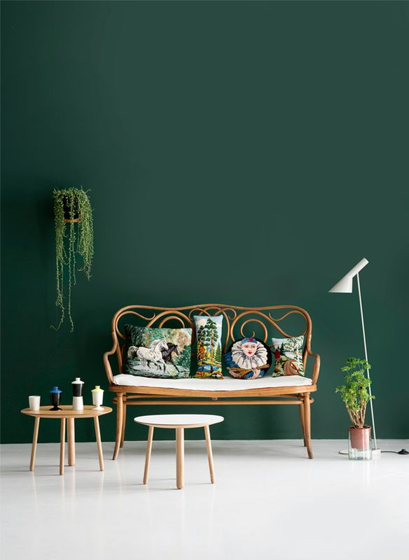 tendance coup de coeur le vert emeraude mademoiselle claudine le blog. Black Bedroom Furniture Sets. Home Design Ideas