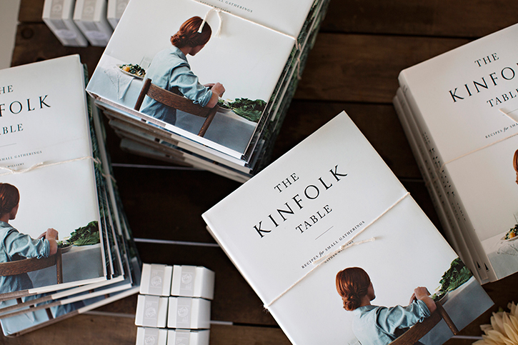 Le magasine Kinfolk