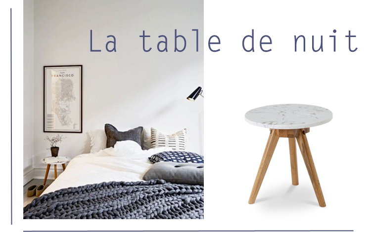 table de nuit accueil design et mobilier table de nuit anthracite