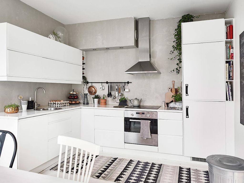 home-tour-scandinave-féminin-mademoiselle-claudine-cuisine