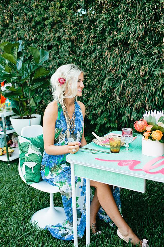 decoration-fête-exotique-mademoiselle-claudine-aloha-robe-longue
