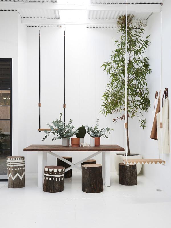 showroom-australien-style-ethnique-salle-a-manger-balançoire-mademoiselle-claudine