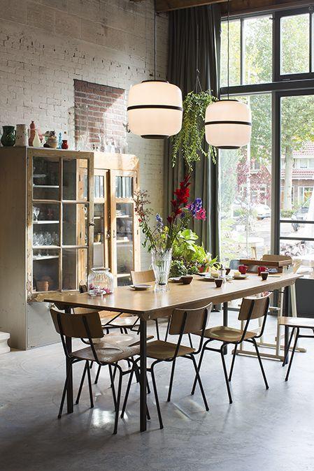 Une table de salle manger j 39 en r ve mademoiselle for Living salle a manger