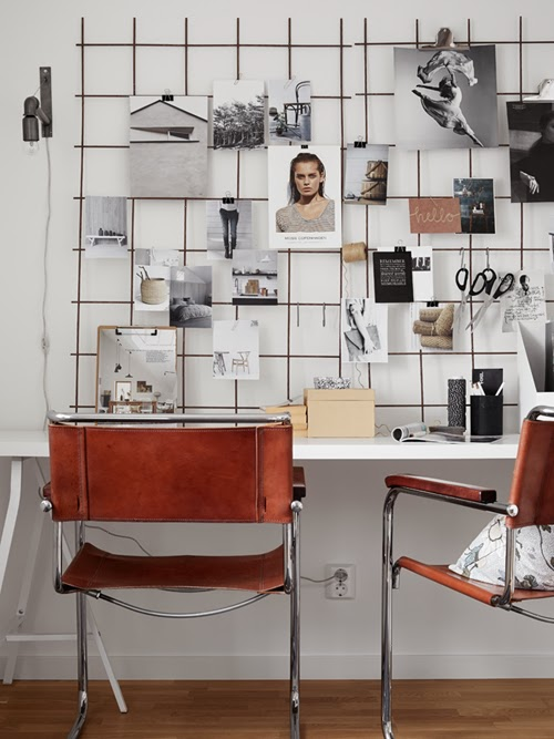 intereiru-allure-scandinave-bureau-vintage-photos-mademoiselle -claudine