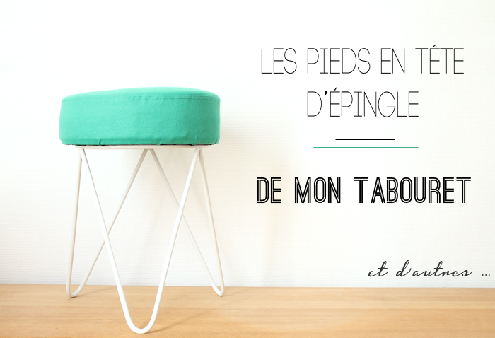 Pied de meuble original for Pied de table original