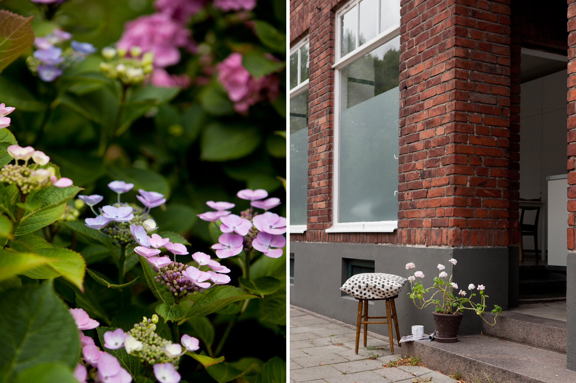 home-tour-suedois-brique-exterieur-fleurs-mademoiselle-claudine
