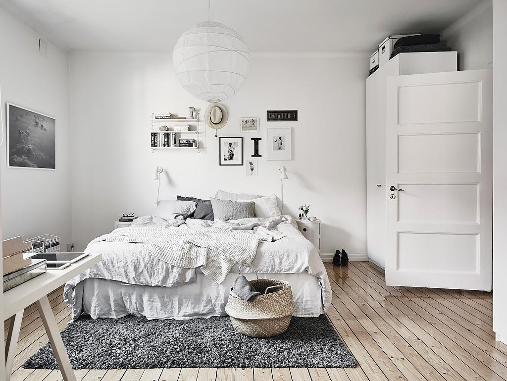 home-tour-chambre-lit-drap-gris-mademoiselle-claudine