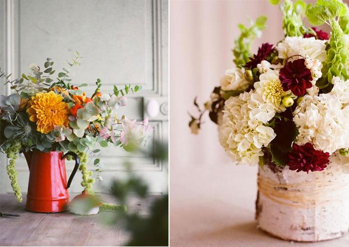 dahlia-bouquet-champêtre-automne-mademoiselle-claudine