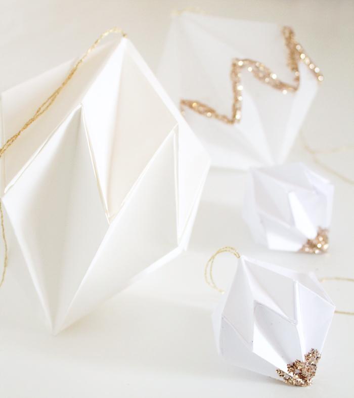 diy le diamant de noel mademoiselle claudine le blog. Black Bedroom Furniture Sets. Home Design Ideas