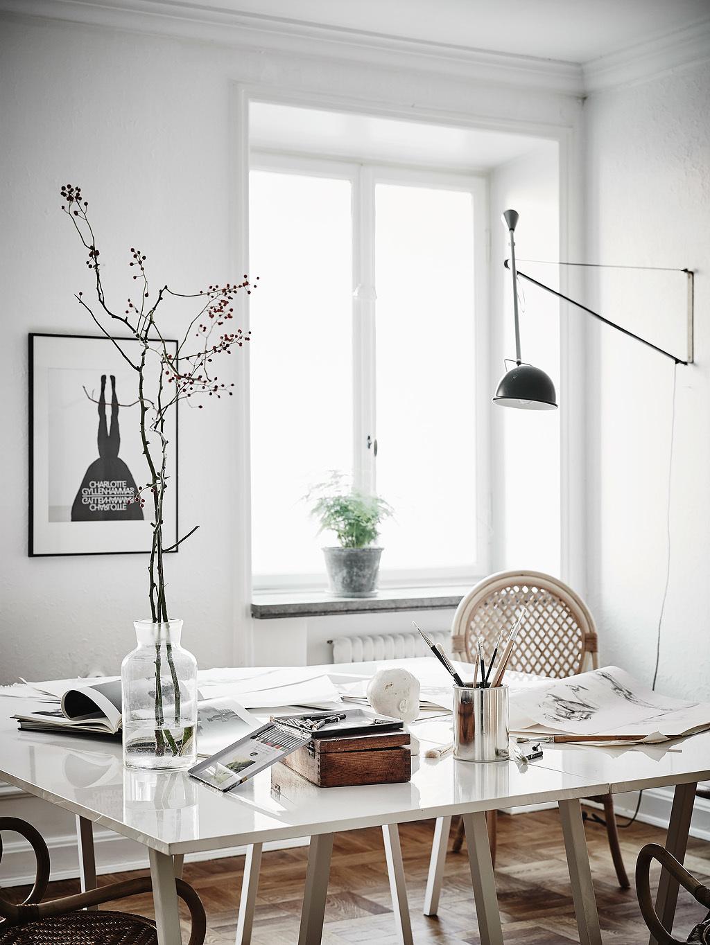 Un Home Tour Splendide Mademoiselle Claudine Le Blog
