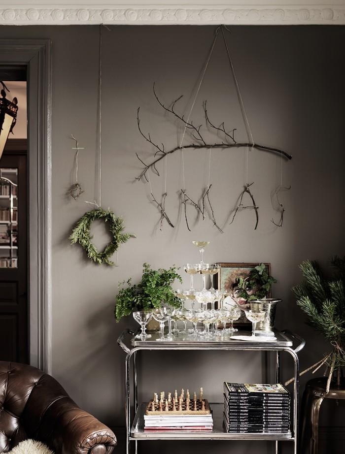 inspiratin-noel-nature-decoraiton murale-mademoiselle-claudine