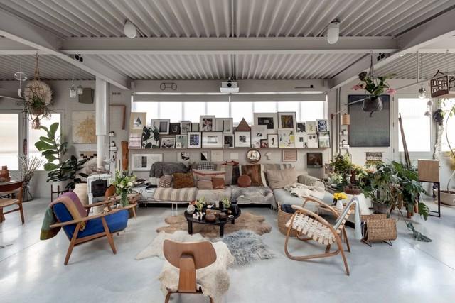 home-tour-plante-extraordinaire-salon-vintage-madmeoiselle-claudine