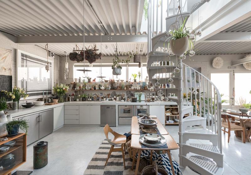 home-tour-incroyable-plante-verte-table-chaise-vintage-maedmoiselle-claudine