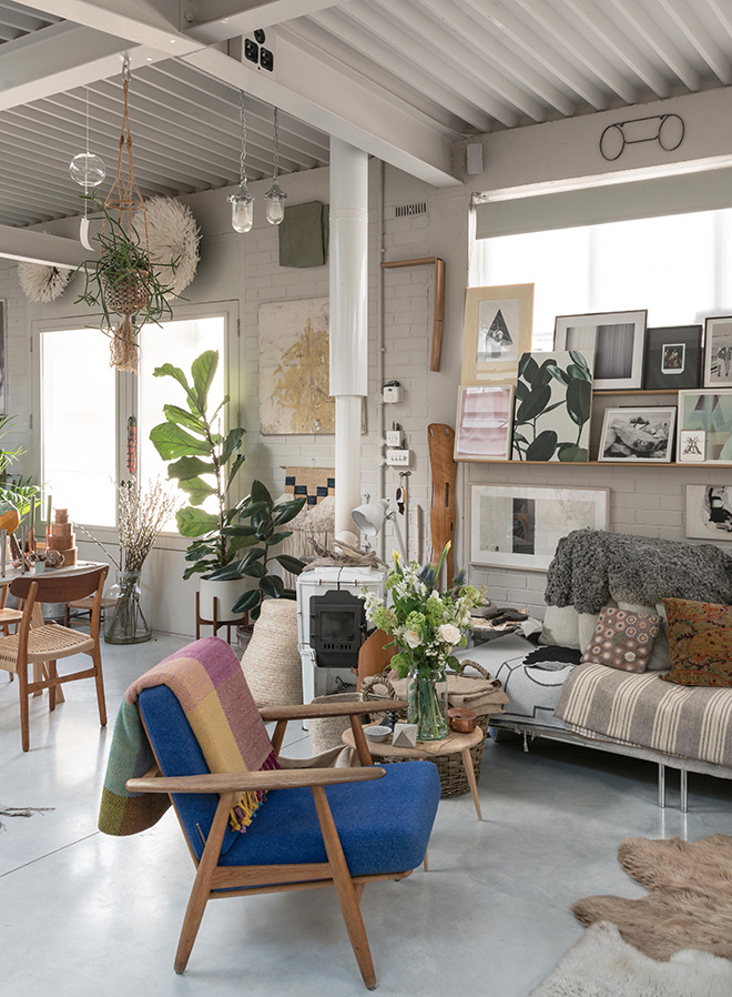 home-tour-incroyable-plante-vertes-fauteuil-vintage-mademoiselle-claudine