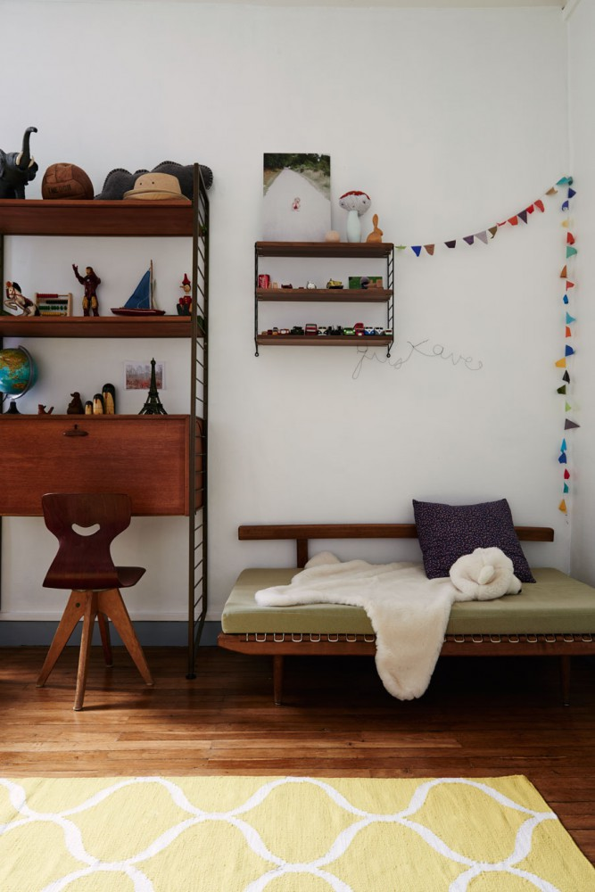 home-tour-vintage-kinfolk-chambre-enfant-string-mademoiselle-claudine