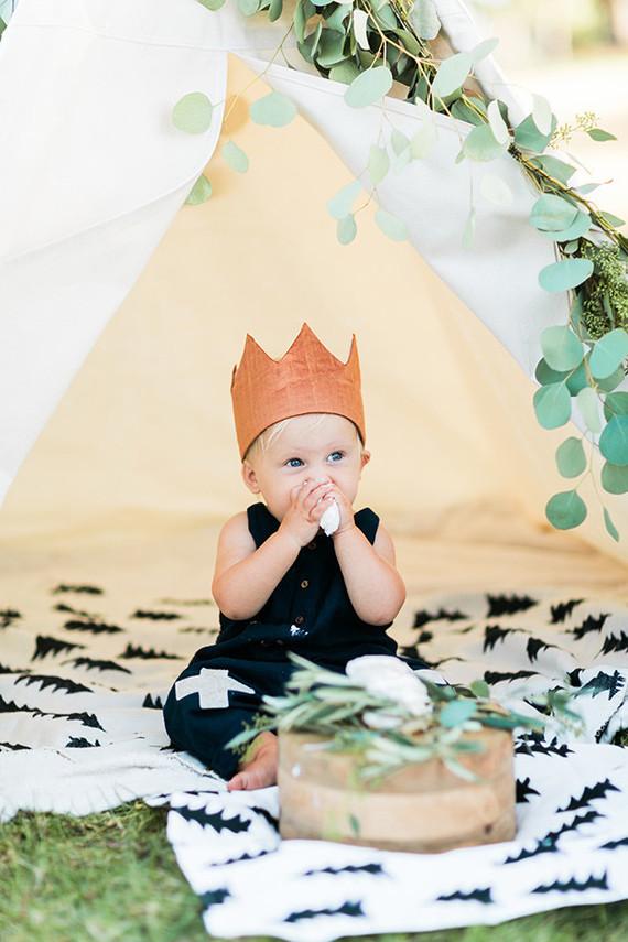 anniversaire-nature-enfant-tipi-bébé-mademoiselle-claudine