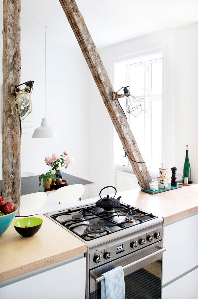 home-tour-vintage-folk-cuisine-salle-manger-poutre-madmeoiselle-claudine