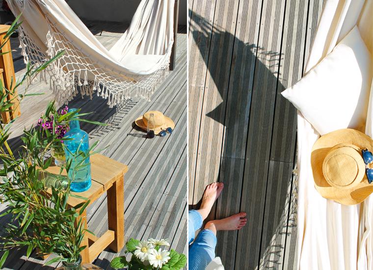 hamac-style-californien-chapeau-soleil-terrasse-mademoiselle-claudine