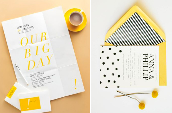 inspiration-couleur-jaune-citron-faire-part-invitation-mademoiselle-claudine-
