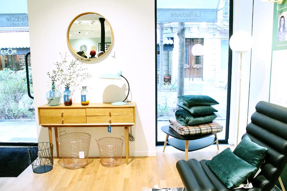 Event ouverture de la boutique la redoute interieurs mademoiselle claudin - Ouverture magasin paris ...