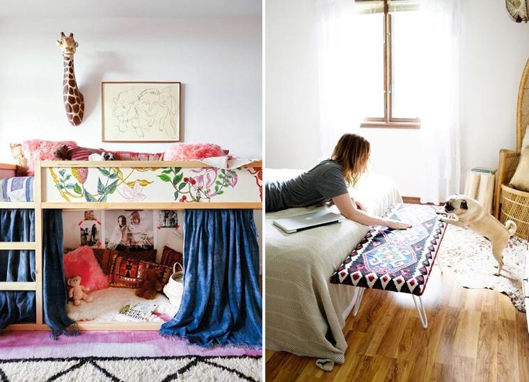 decoraiton-navajo-chambre-enfant-bureau-mademoiselle-claudine-