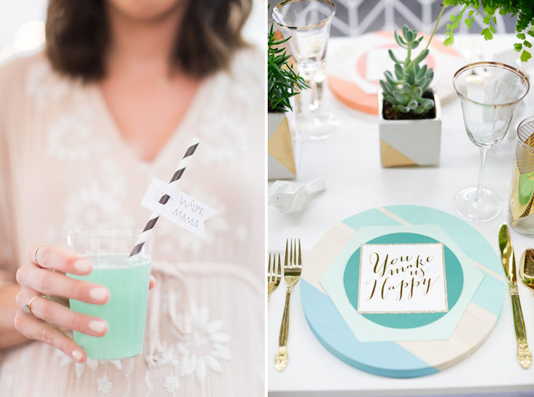 inspiration-couloeur-mint--mariage-decoration-table-boissson-mademoiselle-claudine-