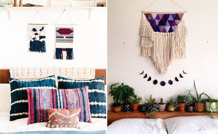 style-navajo-chambre-tissage-mademoiselle-claudine