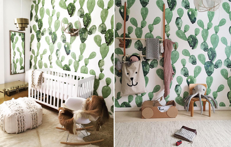 Inspiration chambre d 39 enfant la deco originale for Decoration chambre inspiration