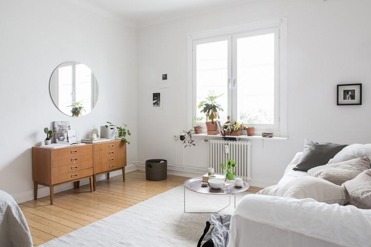 home-tour-scandinave-vintage-salon-enfilade-lin-mademoiselle-claudine