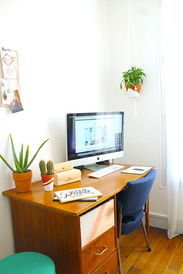 decoraiton-bureau-mademoiselle-cluaind-e-bloggeuse-suspension-vintage-clifonien