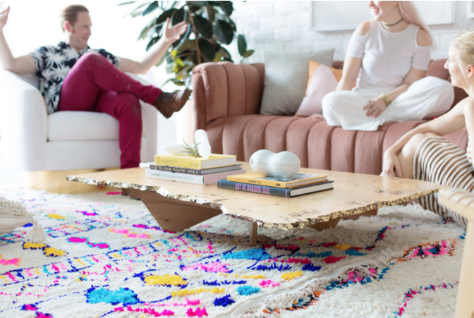 studio-californien-tapis-marocain-couleur-mademoiselle-claudine