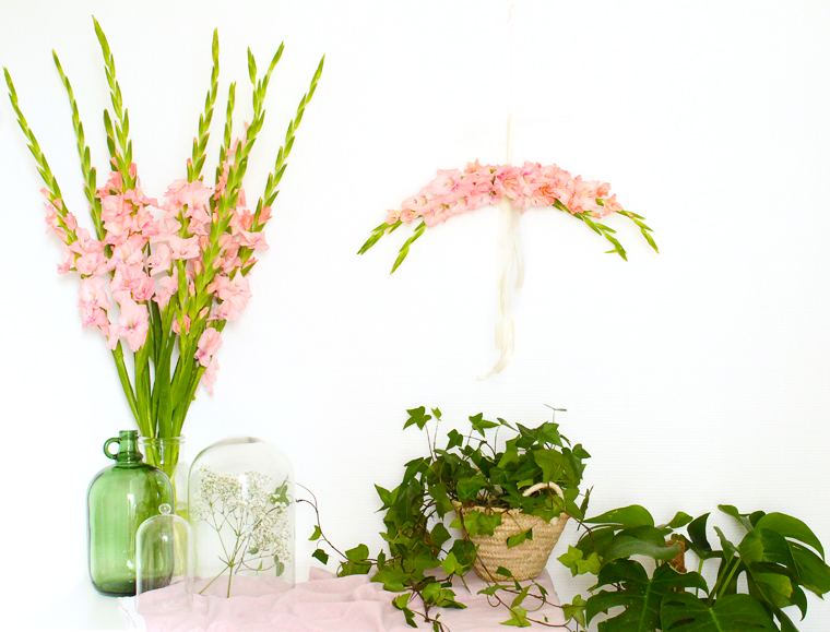 diy-glaieul-decoration-flerus-rosesflorale-facile-ruban-mademoiselle-claudine