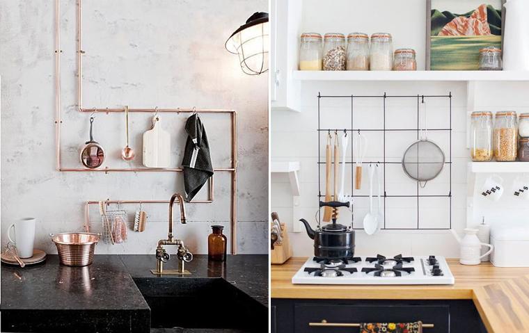 Inspiration decoration cuisine mademoiselle claudine le blog for Accessoire deco cuisine