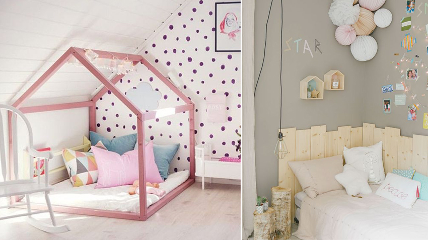 diy chambre affordable un style cottage pour une chambre de bb coquette et lgante with diy. Black Bedroom Furniture Sets. Home Design Ideas