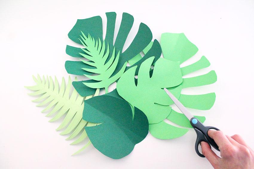diy-tableau-feuillage-feuilles-exotiques-en-papier-mademoiselle-claudine