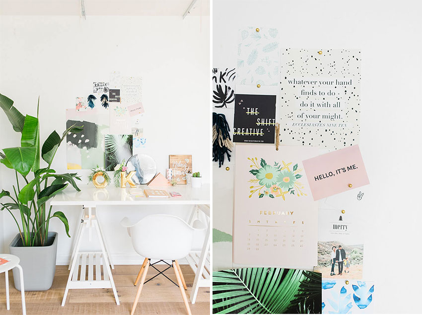 home-tour-bureau-desk-decoraiton-blanc-dore-mademoiselle-claudine