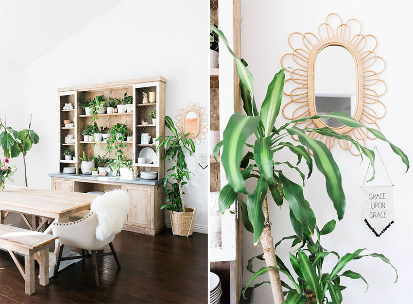 home-tour-decoraiton-meuble-bois-plante-mademoiselle-claudine