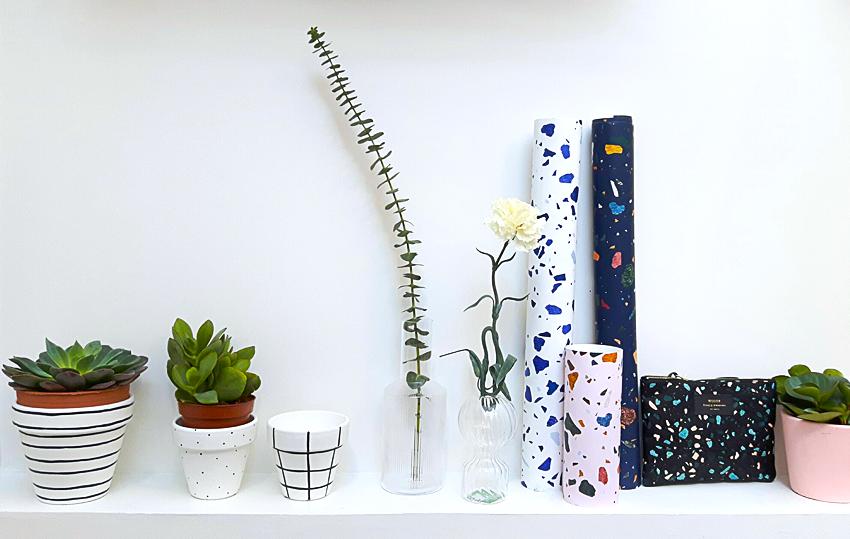 terrazzo-decoration-pot-en-terre-tapisserie-fleux-madmeoiselle-claudine