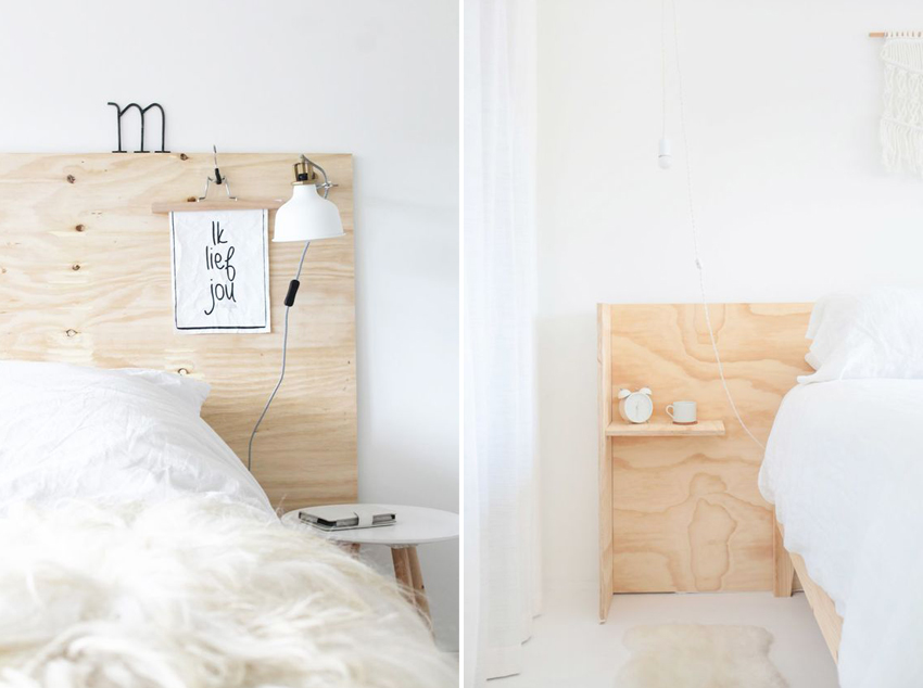 inspiration t te de lit id es diy mademoiselle claudine le blog. Black Bedroom Furniture Sets. Home Design Ideas
