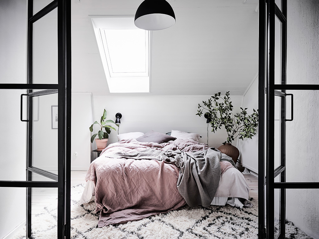 Home tour scandinave cocooning