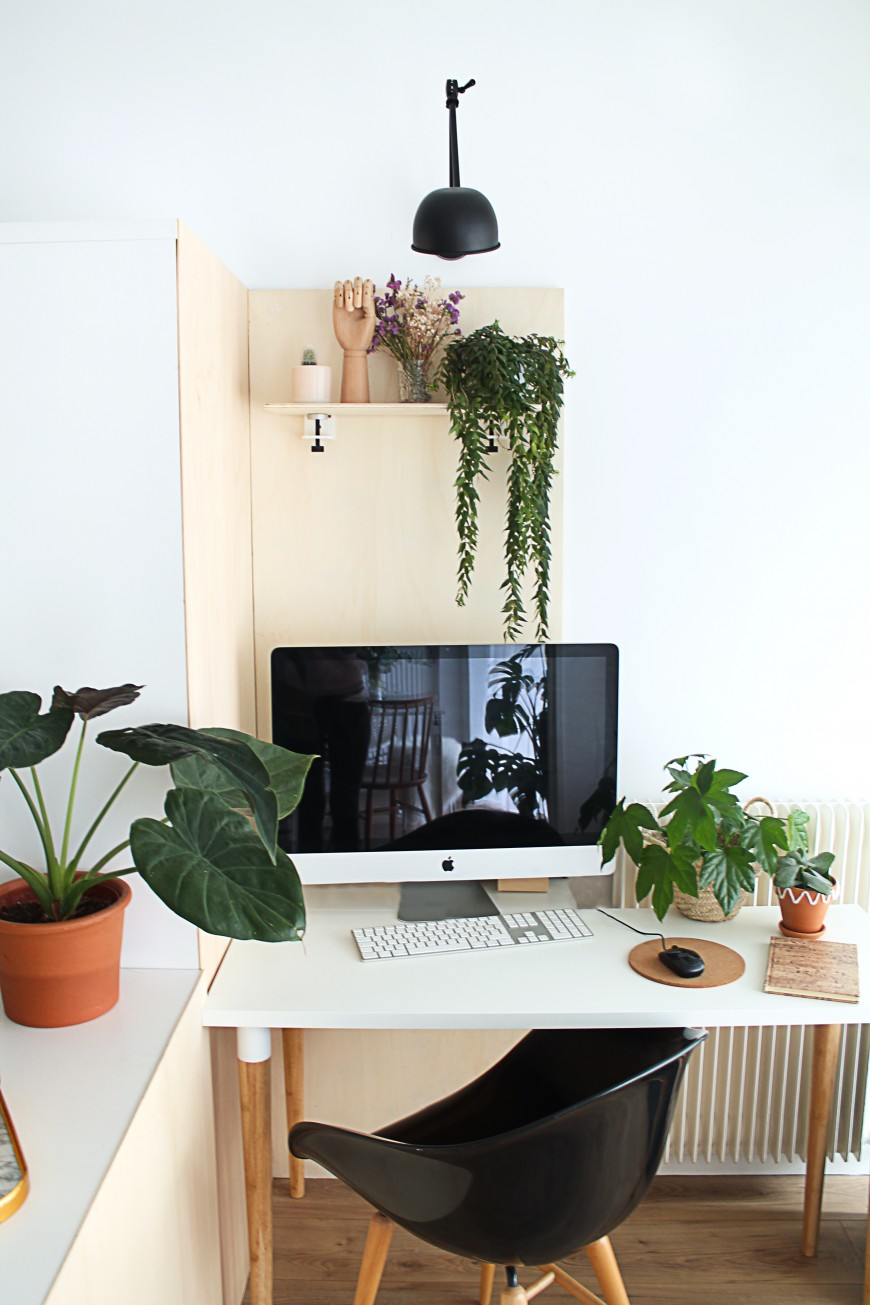 decoration-bureau-contreplaque-noir-mademoiselle-claudine