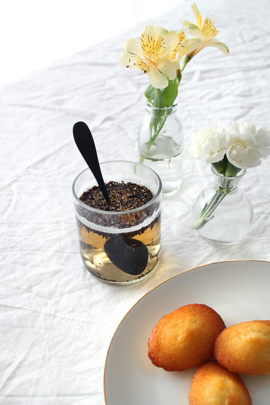 recette madeleine facile pour le gouter mademoiselle claudine