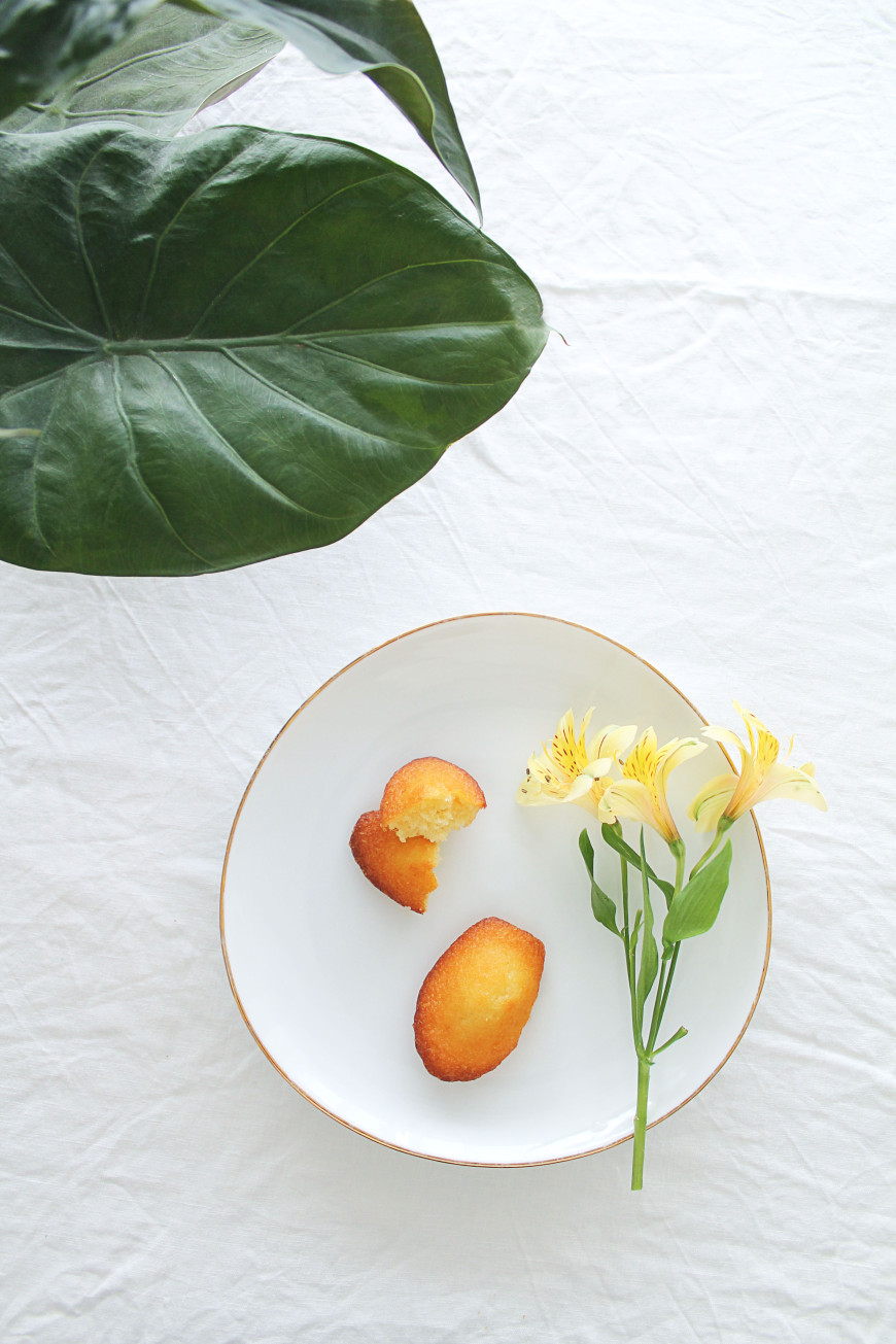 recette madeleni e facile sans beurre mademoiselle claudine